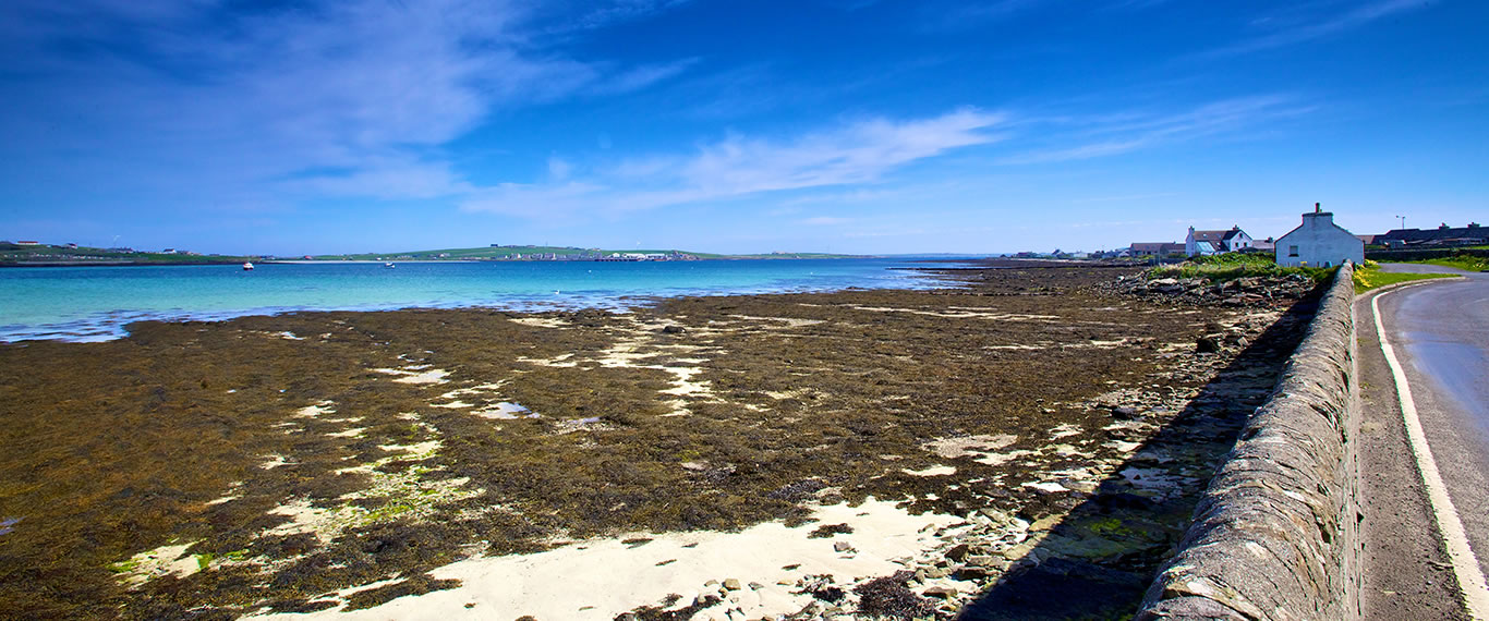 Stay Westray holiday cottages, Westray, Orkney